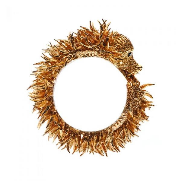 bear bracelet profile
