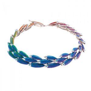 electra fish necklace