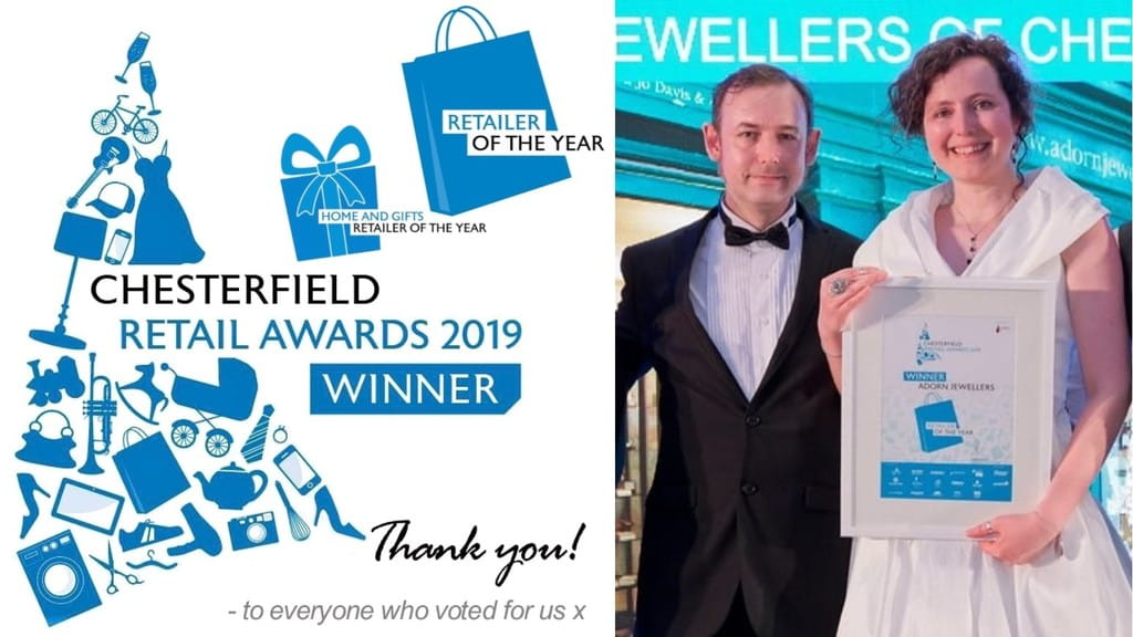 We're Chesterfield's Favourite Retailer!