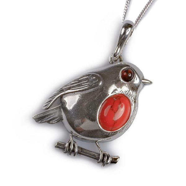 rockin' robin pendant
