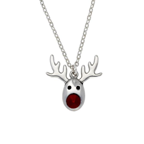 rudolph christmas pendant