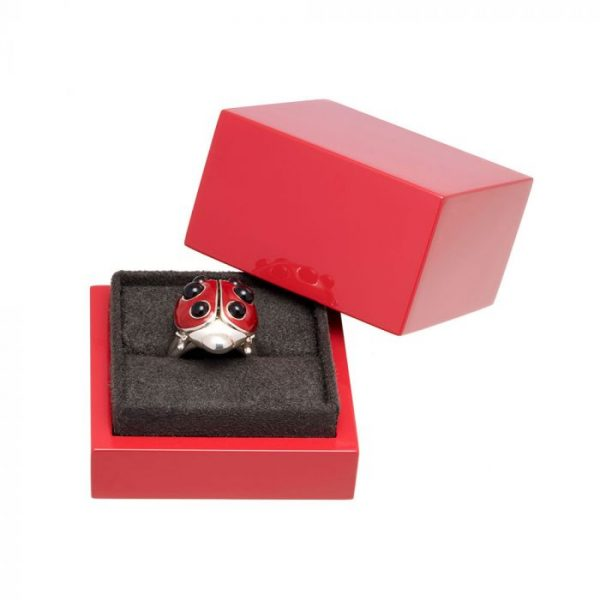 ladybird ring boxed