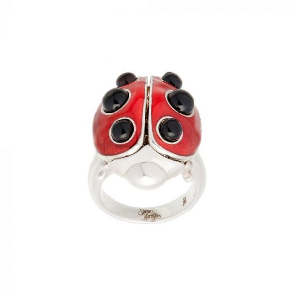 ladybird ring close