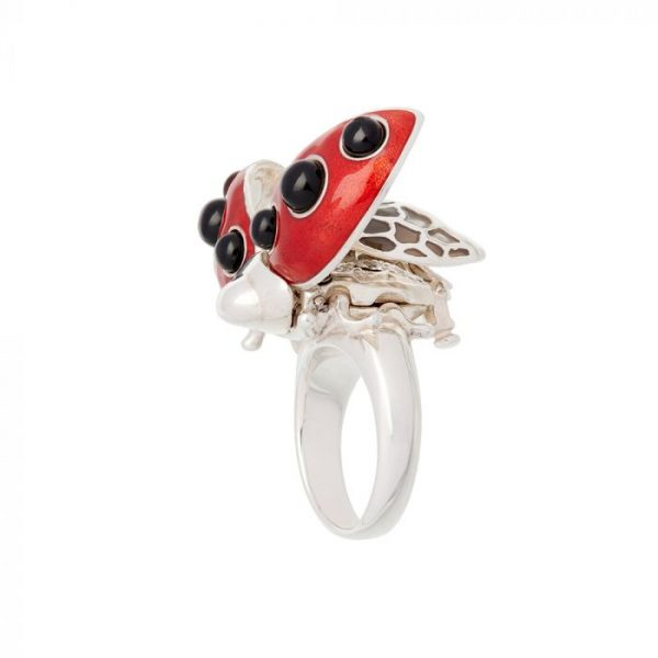 ladybird ring open side