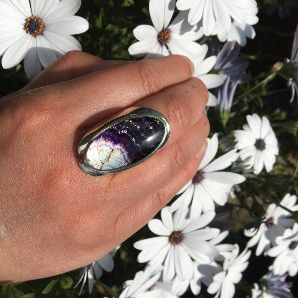 Blue John Ring
