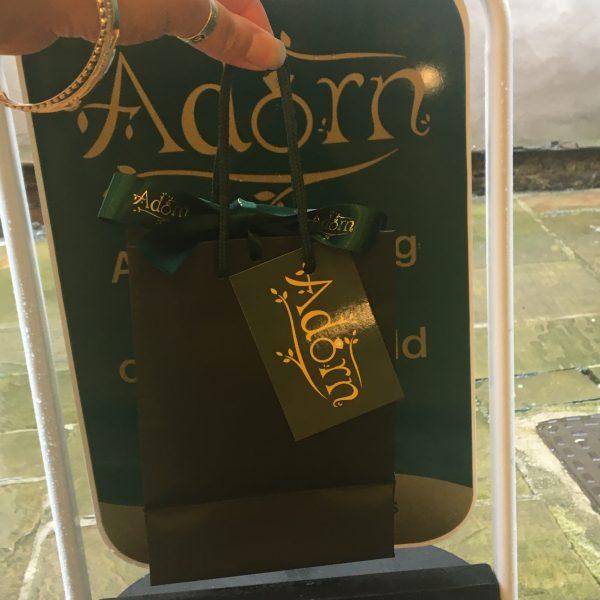 Adorn Gift Bag Outside