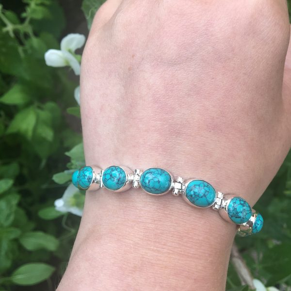 Turquoise Bracelet on LJ