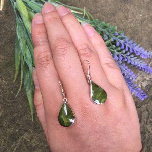 Connemara Pear Shaped Earrings