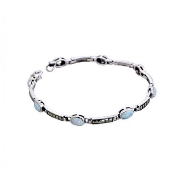 opalite sparkle bracelet